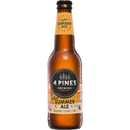 Photo of 4 Pines Indian Summer Pale Ale Bottle