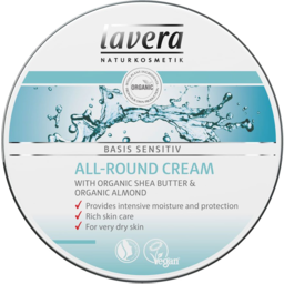 Photo of Lavera Basis All-Round Cream - Sensitive