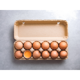 Photo of Ellerslie Farm - Eggs - Free Range Organic - 800g