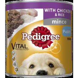 Photo of Pedigree Puppy Original With Chicken & Rice 700g 700g