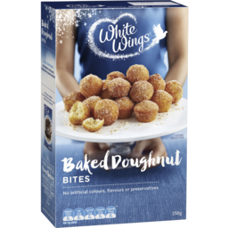 Photo of White Wings Baked Doughnut Bites 250g