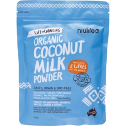 Photo of Niulife - Coconut Milk Powder - 200g