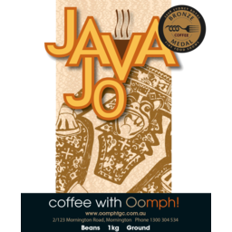 Photo of Oomph Coffee - Java Jo (Whole Beans)