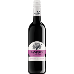 Photo of Banrock Station Crimson Cabernet 750ml