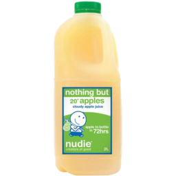 Photo of Nudie Juice 100% Apple 2