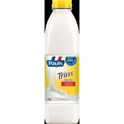 Photo of Pauls Trim Low Fat Milk 1l