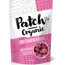 Photo of Patch Organic Frozen Raspberries