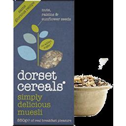Photo of Dorset Really Nutty Meusli Cereal