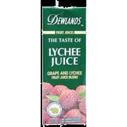 Photo of Dewlands Lychee Juice 1l