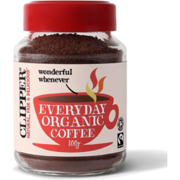 Photo of Clipper Coffee - Instant Rich Roast (Everyday)