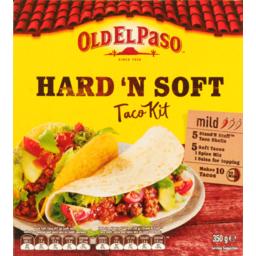Photo of O/E/P Hard Soft Taco Kit 350gm