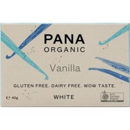 Photo of Pana Choc White Vanilla 45g