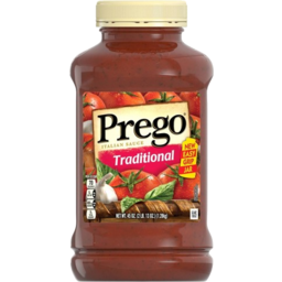 Photo of Prego Trdtnl Pstasce