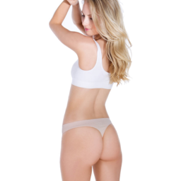 Photo of BOODY BAMBOO Bamboo G String Nude S