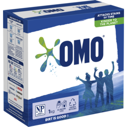 Photo of Omo Active Laundry Powder Ft 1kg