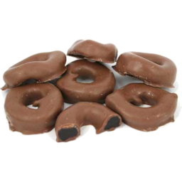 Photo of Choc Aniseed Rings /Kg