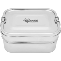 Photo of Cheeki Lunch Box 1l Double Stacker