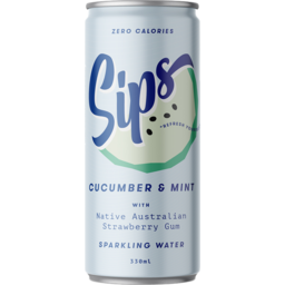 Photo of Sips - Cucumber & Mint