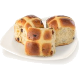 Photo of Bertallis Hot Cross Buns 6pk