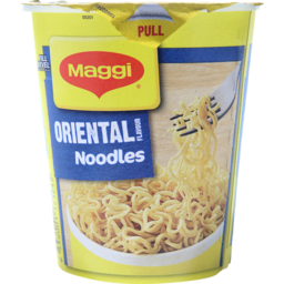 Photo of Maggi 2-Minute Noodles Oriental Cup 60g