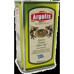 Photo of Argolis Extra Virgin Olive Oil 4l