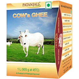 Photo of Patanjali Cow's Ghee 1kg Best Before MAY 2021