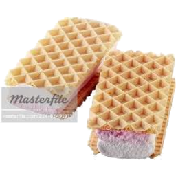 Photo of Bonza Marshmallow Wafer 160gm