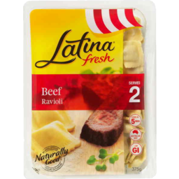 Photo of Latina Fresh Ravioli 2 Serves 375gm