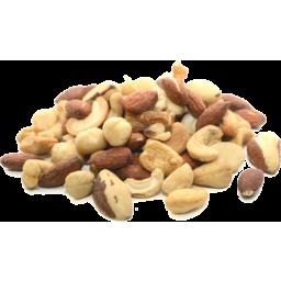 Photo of Bulk Mixed Nut Roasted Organic