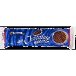 Photo of Arnotts Biscuits Milk Chocolate Wheaten 200gm
