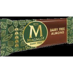 Photo of Magnum Dairy Free Almond 90ml