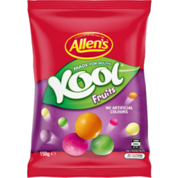 Photo of Allen's Kool Fruits 150g
