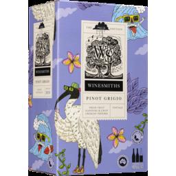 Photo of Winesmiths Premium Selection Pinot Grigio
