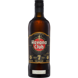 Photo of Havana Club Anejo 7yo Anos Rum
