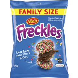 Photo of Allen's Freckles Family Size