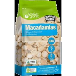Photo of Ao Organic Macadamias 250g