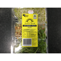 Photo of Gourmet Sprouts 125g