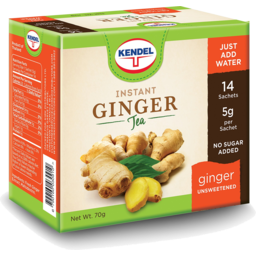Photo of Kendel Ginger Tea No Sugar