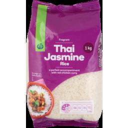 Photo of WW Rice Jasmine 1kg