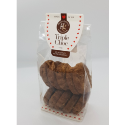 Photo of The Good Grocer Collection Triple Choc Cookie 150g
