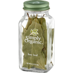 Photo of Simply Organic Seasoning Bay Leaf