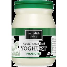 Photo of Meredith Yoghurt - Natural (Green Lid)