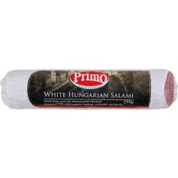 Photo of Primo Salami Hungarian White 250g