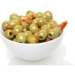 Photo of Gourmet Delights Olives Filled With Sun-Dried Tomatoes 390g