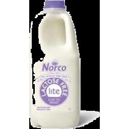 Photo of Norco Milk Lactose Free 2lt