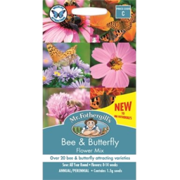 Photo of Mr Fothergill's Seed Bee & Butterfly Mix