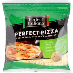 Photo of Perfect Italiano Pizza Plus Grated 450gm