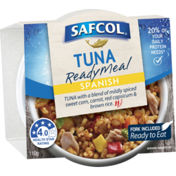 Photo of Safcol Tuna Ready Meal Spanish 110gm
