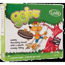 Photo of G/F Gojos Choclatey Biscuit 120g