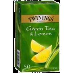 Photo of Twining Tea Bag Green Tea & Lemon 50 Pack